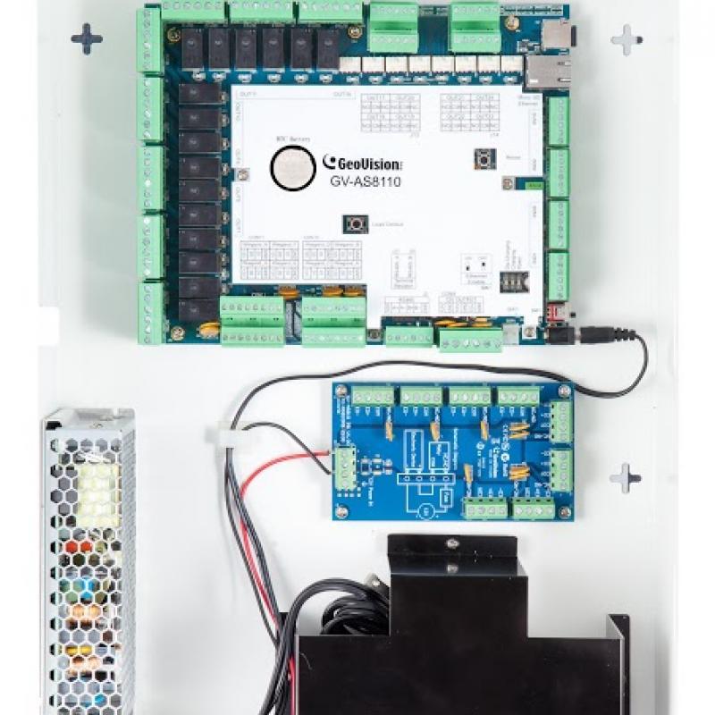Geovision GV-AS8110 Controller Kit | IMENARC