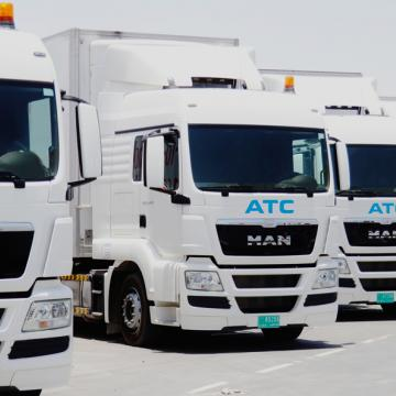 ATC Freight Liners making use of Geovision IP Cameras | IMENARC