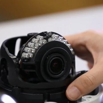 دوربین های ژئوویژن با هوش مصنوعی