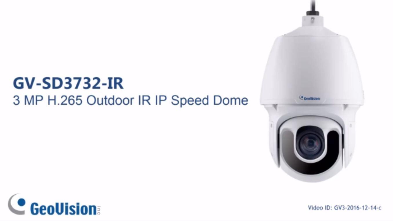 GeoVision GV-SD3732-IR | IMENARC